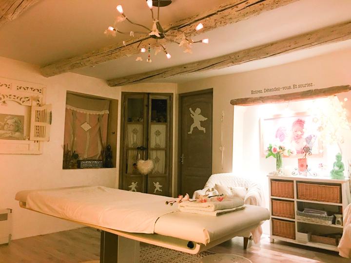 Institut de beauté Sonia Bagnol.