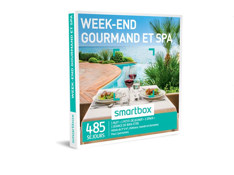weekend gourmand et spa