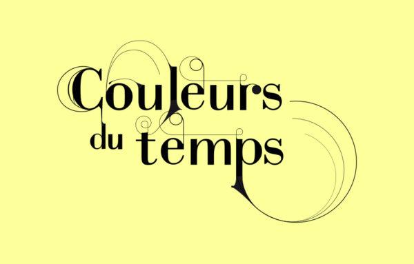 Logo salon de coiffure Couleurs du temps