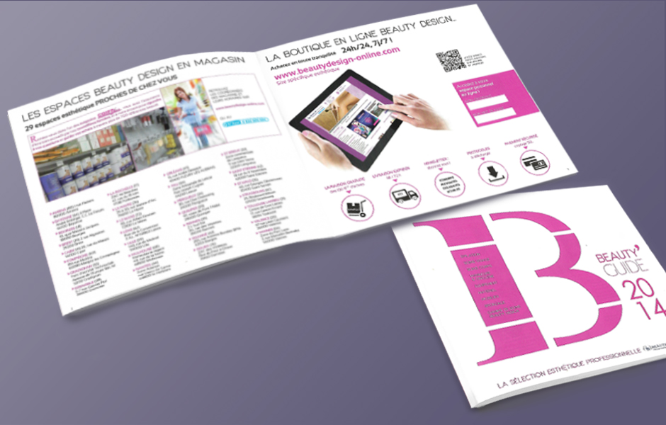 Catalogue 2014, produits de soins, bien-être, massage et accessoires esthétique.