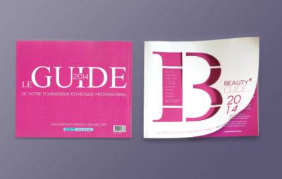 Catalogue pour les instituts de beauté 2014