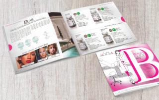 Catalogue produits de soins, bien-être, massage et accessoires esthétique.