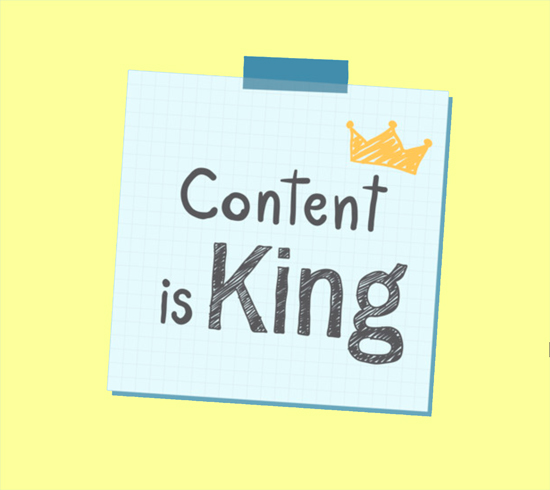 Content is king, la règle du SEO.