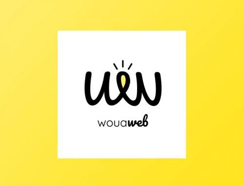 Identité visuelle & Website Wouaweb