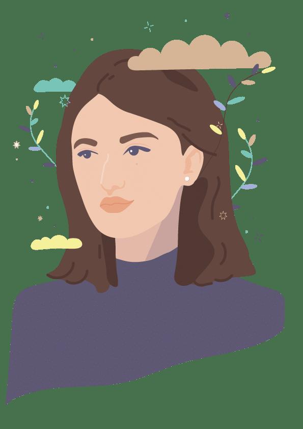 Illustration de Marie Cardon, graphiste freelance