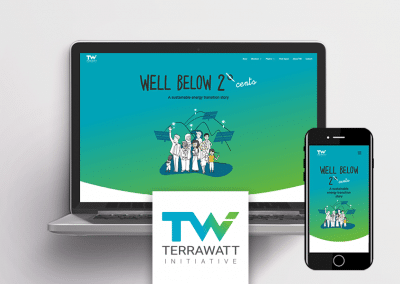 Site web Terrawatt