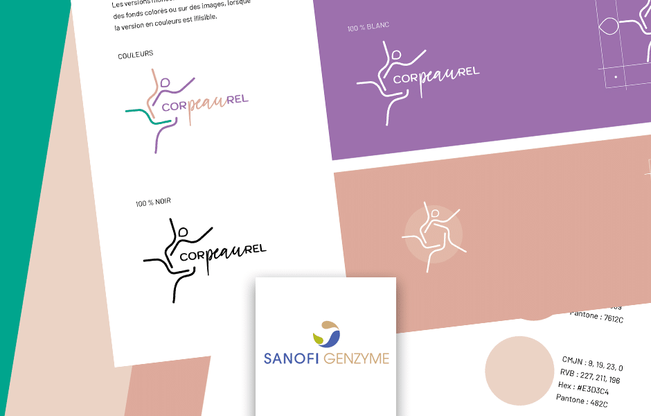 Logo pour une étude de Sanofi Genzyme